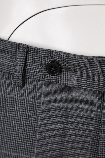 ERMENEGILDO ZEGNA: Milano Easy wool two-pieces suit Color Grey_2
