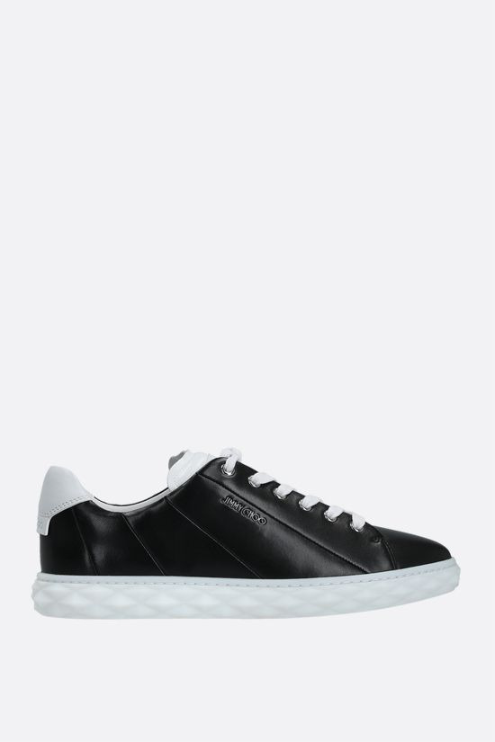 JIMMY CHOO: Diamond Light/F nappa sneakers Color Black_1
