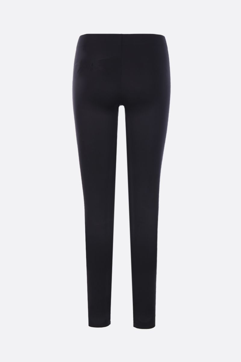 REEBOK X VICTORIA BECKHAM: Reebok Victoria Beckham tights in nylon Color Grey_2