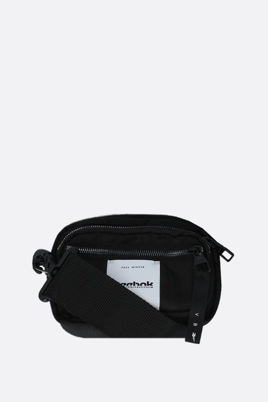 REEBOK X VICTORIA BECKHAM: Reebok Victoria Beckham recycled nylon belt bag Color Black_2