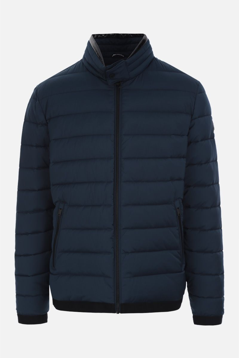 MOOSE KNUCKLES: Round Up technical fabric down jacket_1
