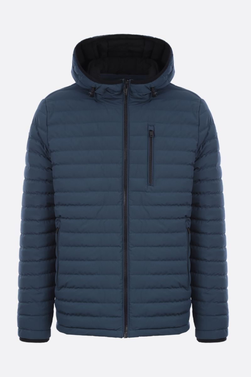 MOOSE KNUCKLES: Jigger down jacket in technical fabric_1