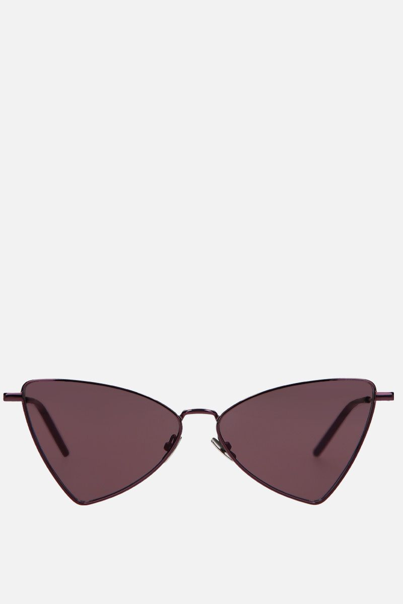 SAINT LAURENT: New Wave SL 303 metal sunglasses Color Pink_1