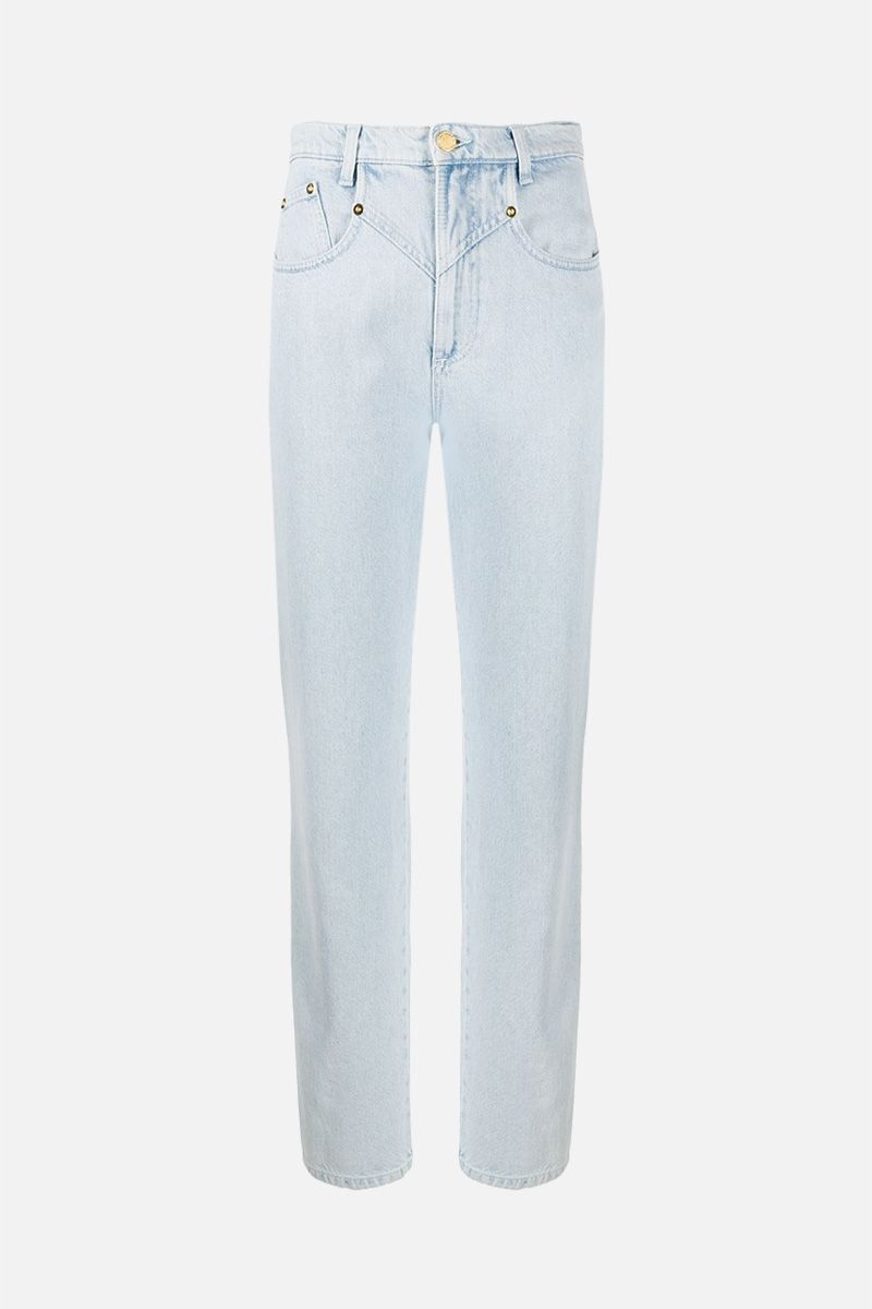 ALBERTA FERRETTI: jeans regular-fit Colore Blu_1