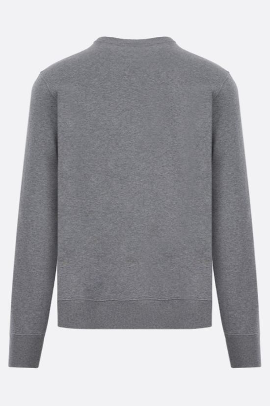 GOLDEN GOOSE DELUXE BRAND: Archibald cotton sweatshirt Color Grey_2
