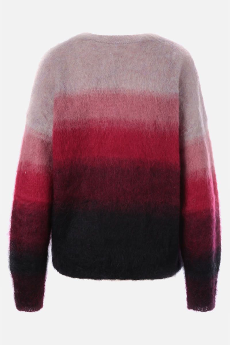ISABEL MARANT ETOILE: Drussel mohair blend pullover Color Red_2
