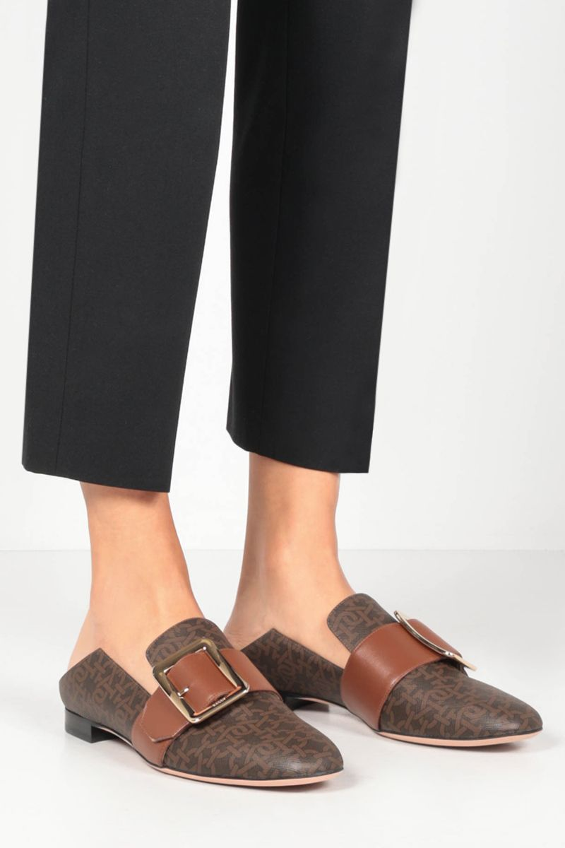 BALLY: Janelle TPU loafers Color Multicolor_2