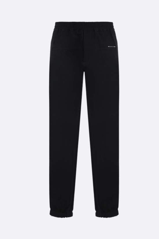 1017 ALYX 9SM: technical fabric joggers Color Black_1