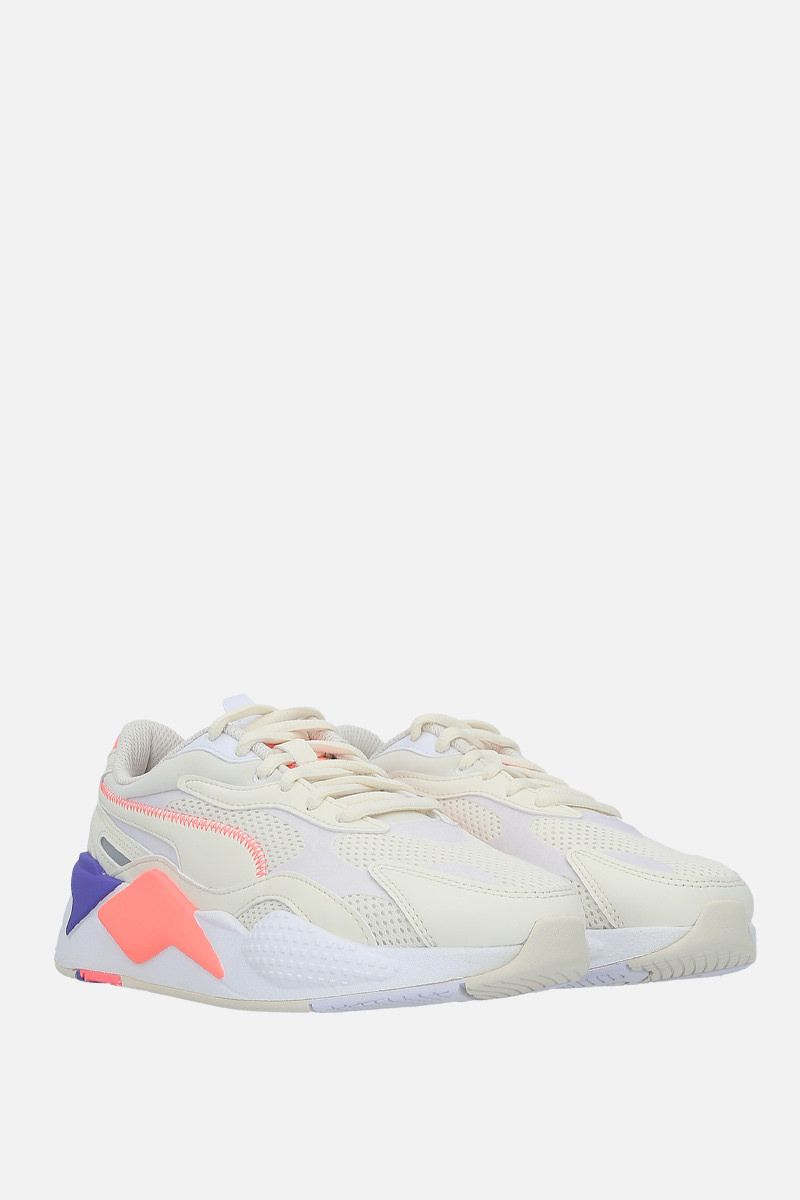 PUMA: RS-X3 sneakers in a mix of materials Color Multicolor_2