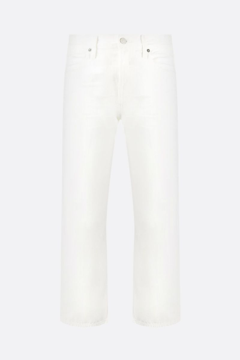CITIZENS OF HUMANITY: jeans cropped Emery Colore Bianco_1