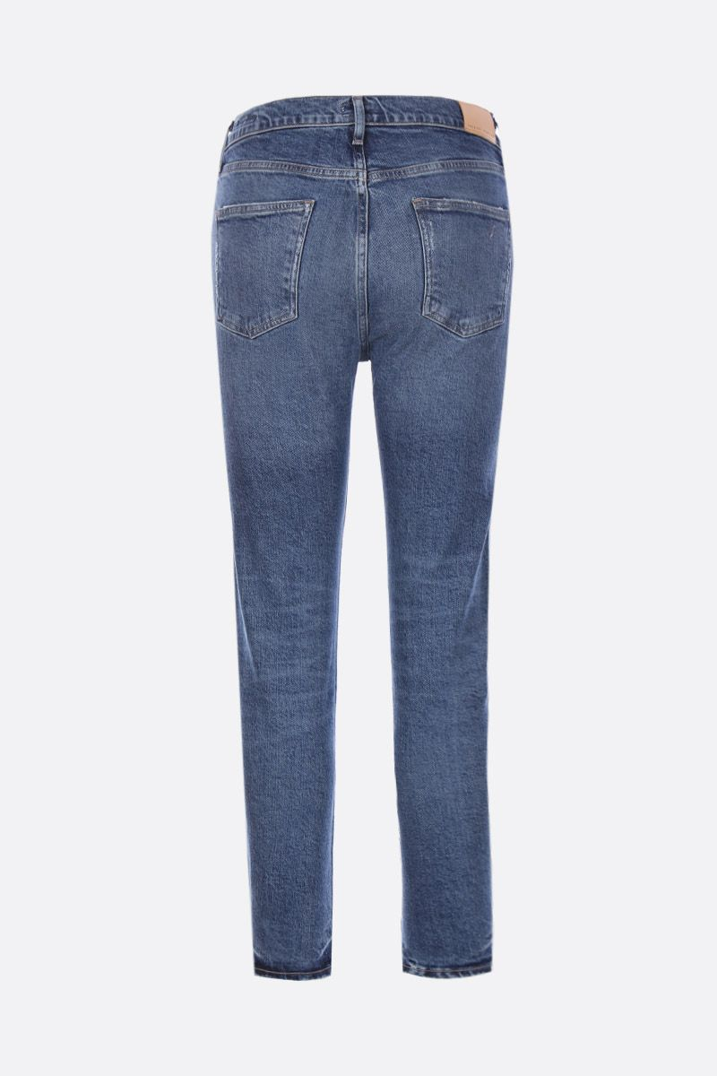 CITIZENS OF HUMANITY: Harlow slim-fit jeans Color Blue_2