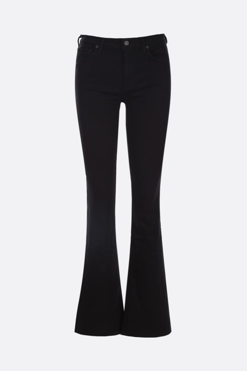 CITIZENS OF HUMANITY: Emannuelle slim-fit jeans Color Black_1