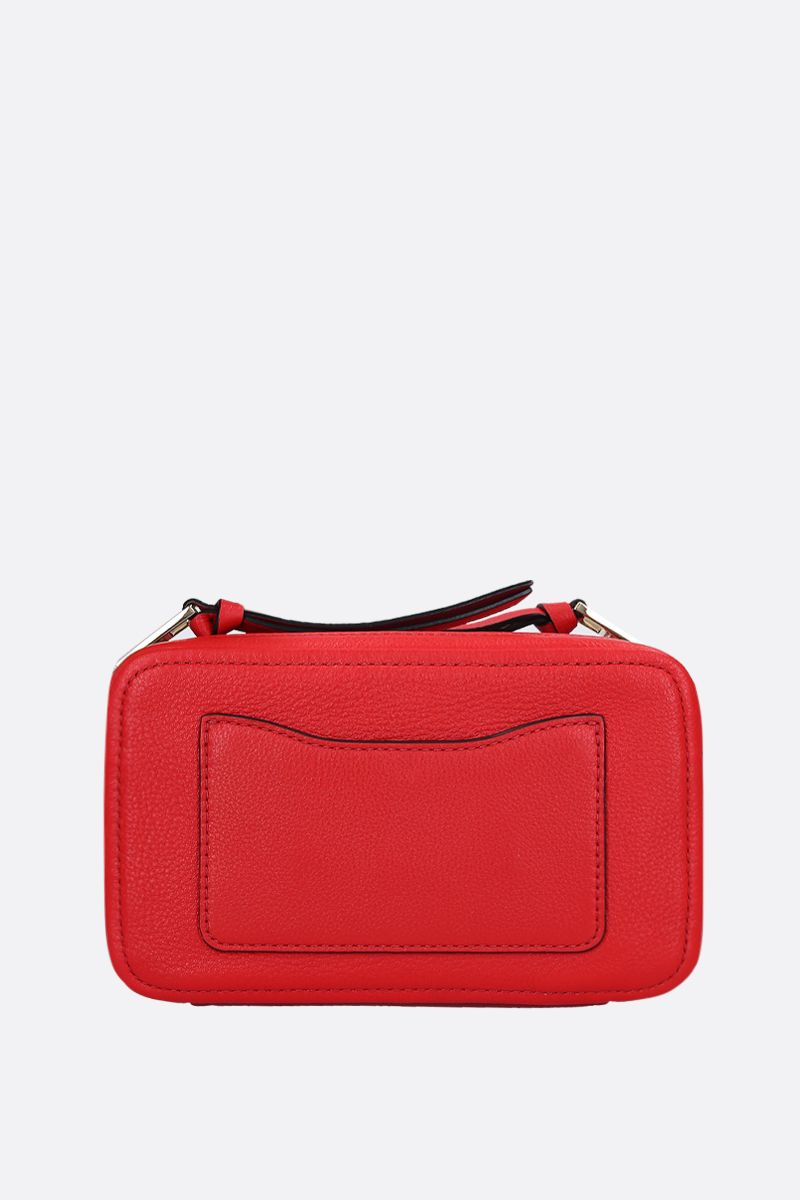 MARC JACOBS: The Softshot 21 crossbody bag in grainy leather_3