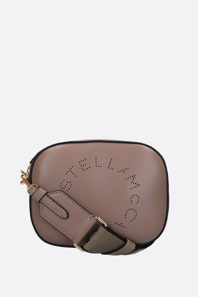 STELLA McCARTNEY: Stella Logo belt bag in Alter Nappa_2