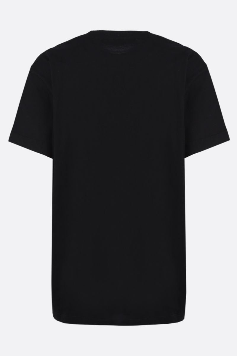 STELLA McCARTNEY: Ministar cotton t-shirt Color Black_2
