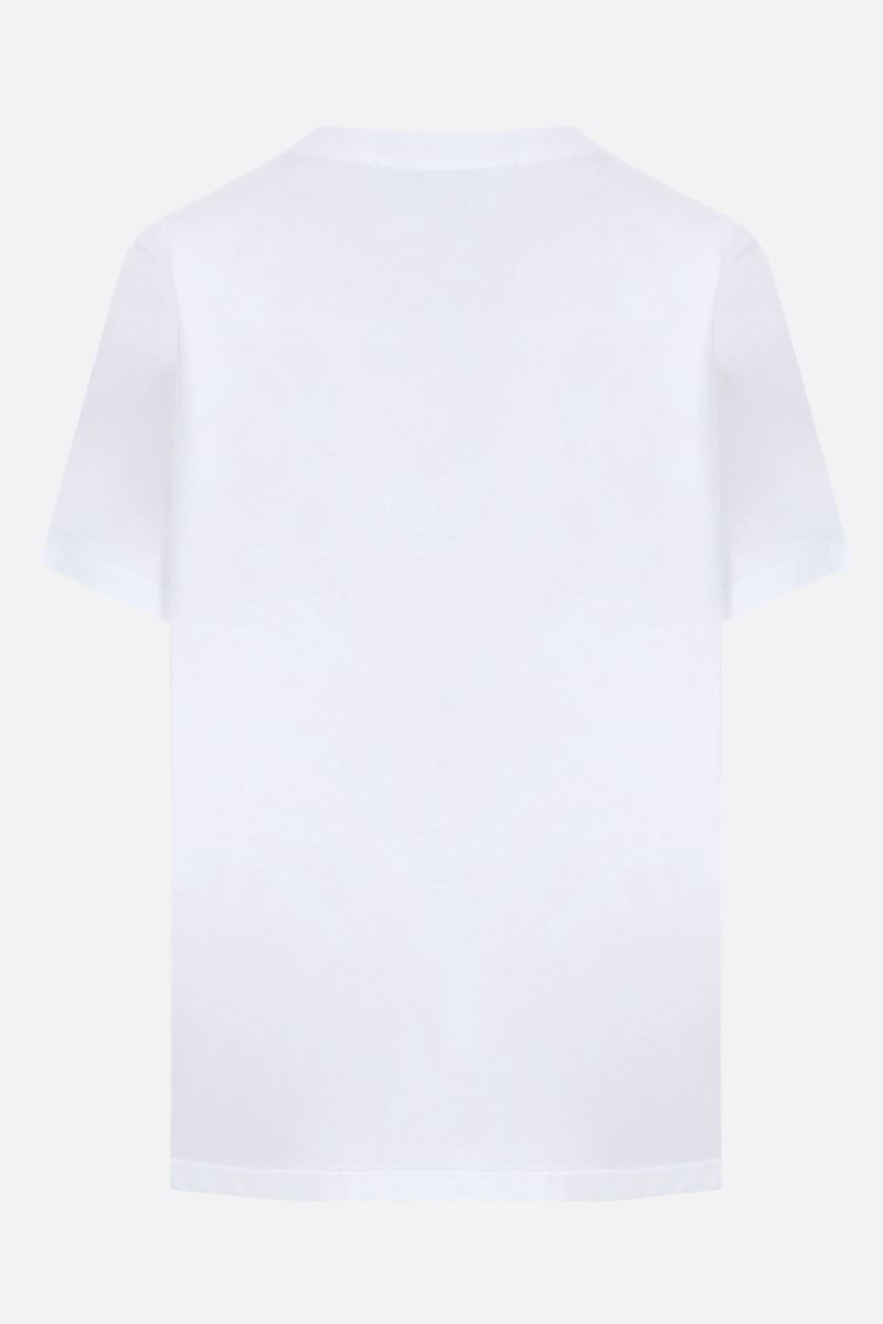 STELLA McCARTNEY: Stella Logo cotton t-shirt Color Multicolor_2