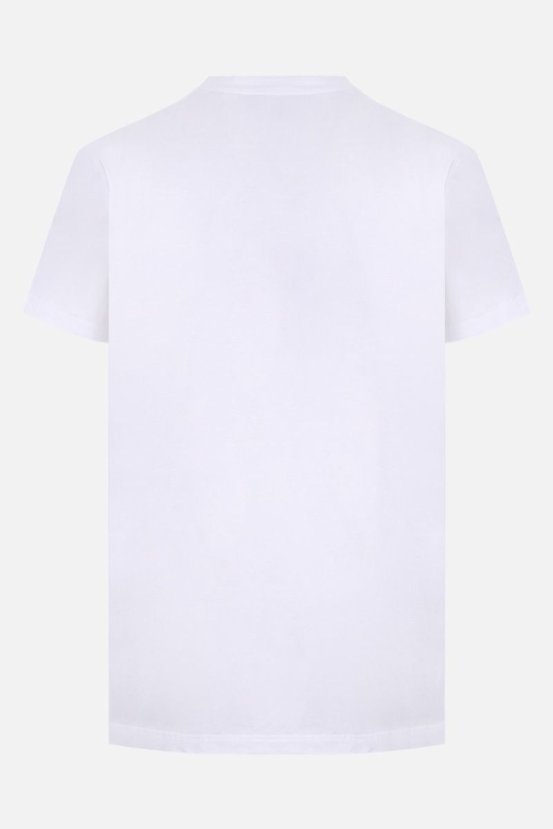 STELLA McCARTNEY: We are the weather printed cotton t-shirt Color White_2