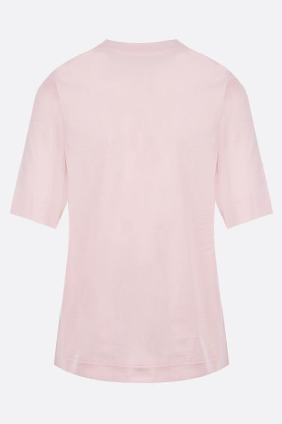 STELLA McCARTNEY: Stella McCartney 2001 cotton t-shirt Color Pink_2