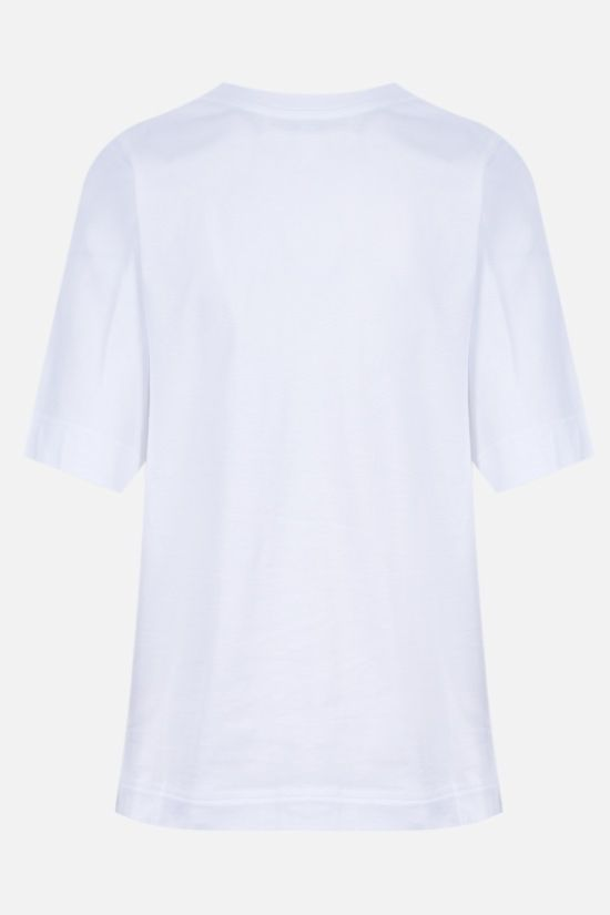 STELLA McCARTNEY: Stella McCartney 2001 cotton t-shirt Color White_2