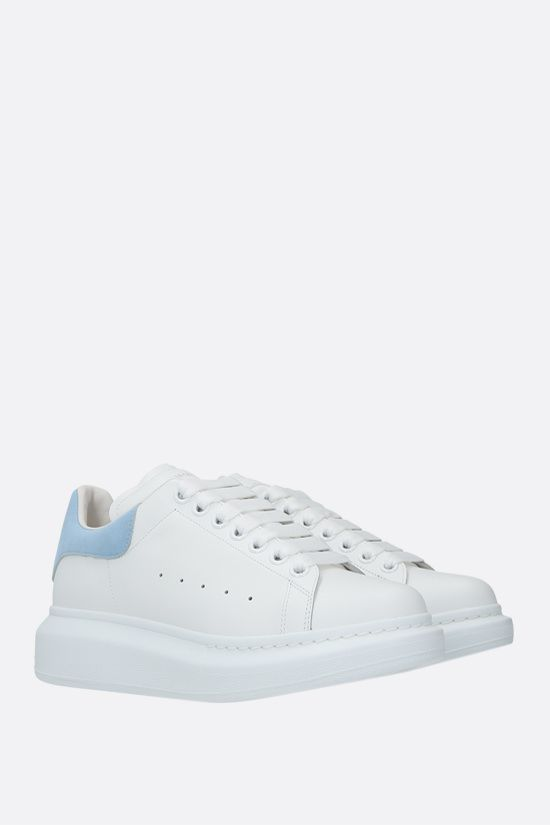 ALEXANDER McQUEEN: Oversize sneakers in Larry leather_2