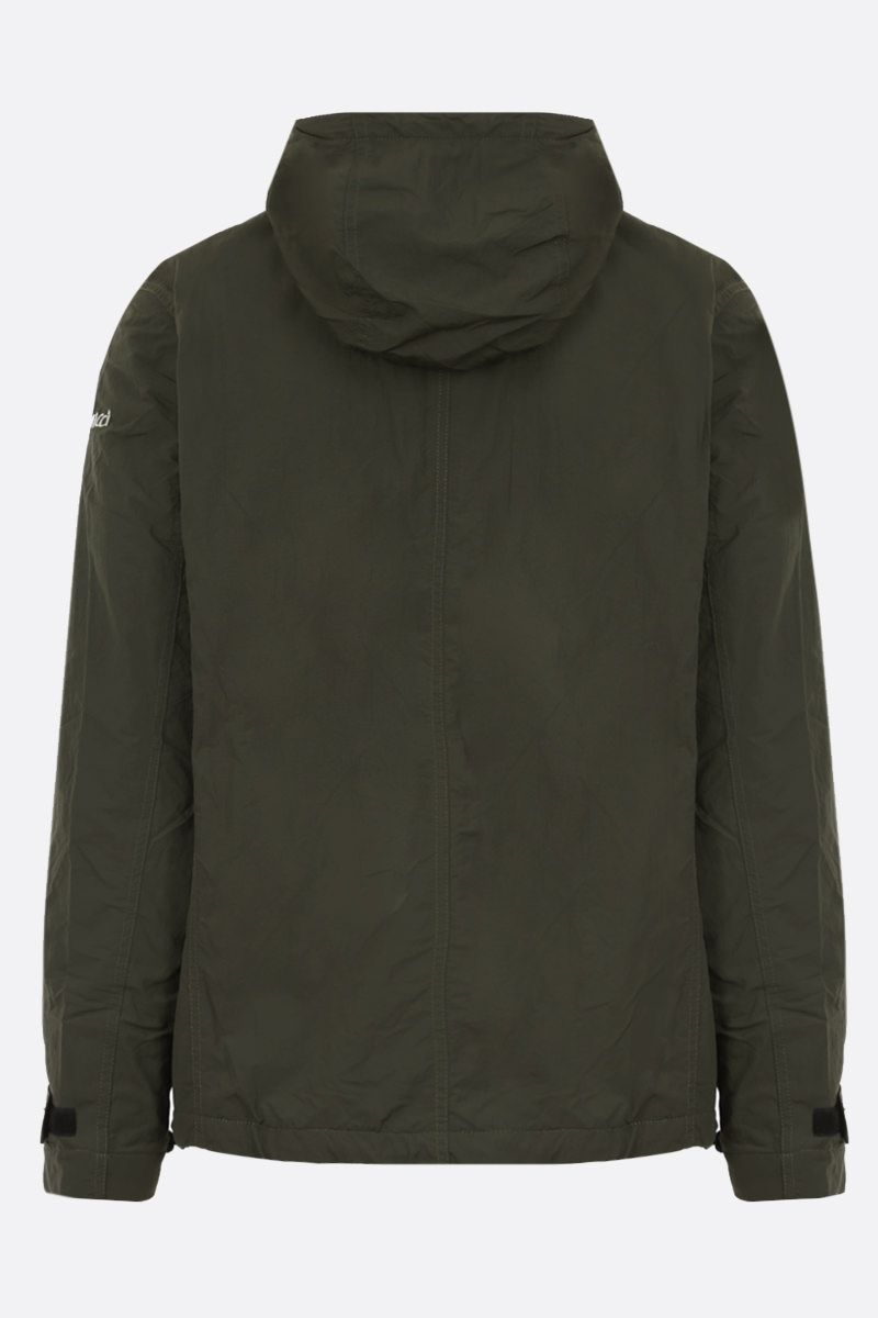 GRAMICCI: hooded nylon parka coat Color Green_2