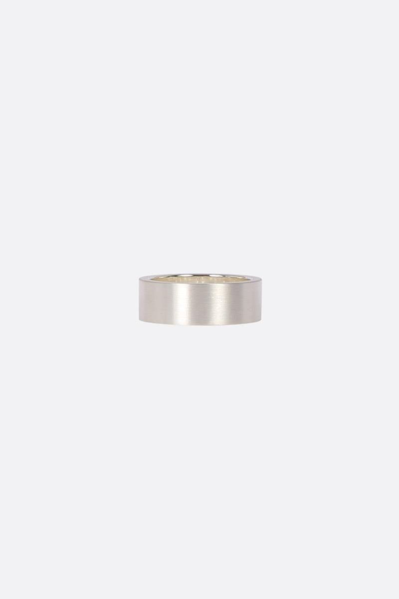 LE GRAMME: Le 9 Grammes ring Color Silver_1