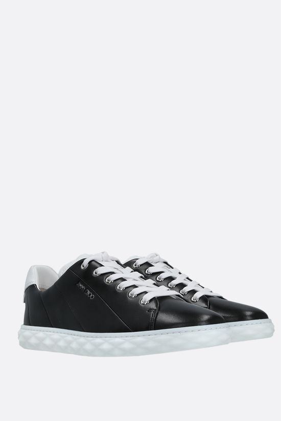 JIMMY CHOO: Diamond Light/F nappa sneakers Color Black_2