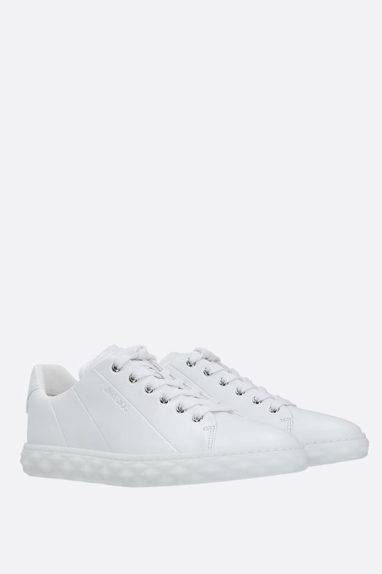JIMMY CHOO: Diamond Light/F nappa sneakers Color White_2