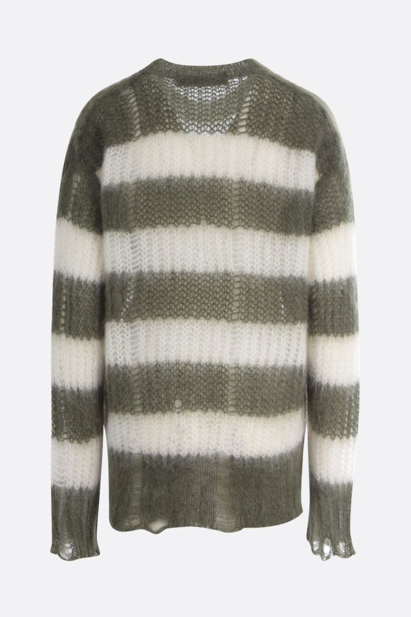 GOLDEN GOOSE DELUXE BRAND: Antonicca mohair blend pullover Color Multicolor_2