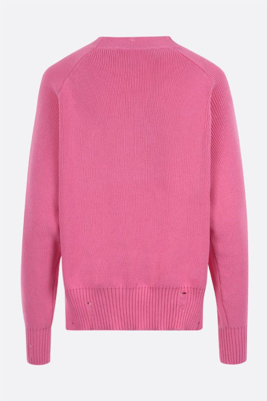 GOLDEN GOOSE DELUXE BRAND: Delilah cotton pullover Color Pink_2