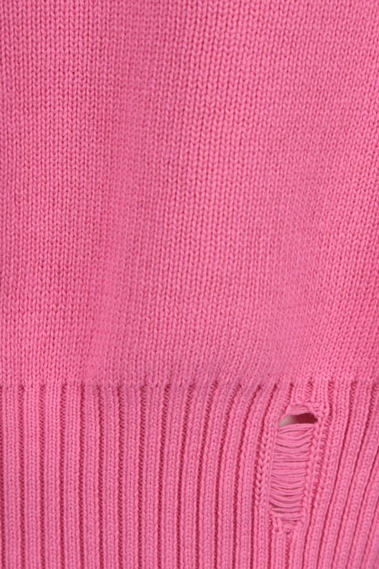 GOLDEN GOOSE DELUXE BRAND: Delilah cotton pullover Color Pink_3
