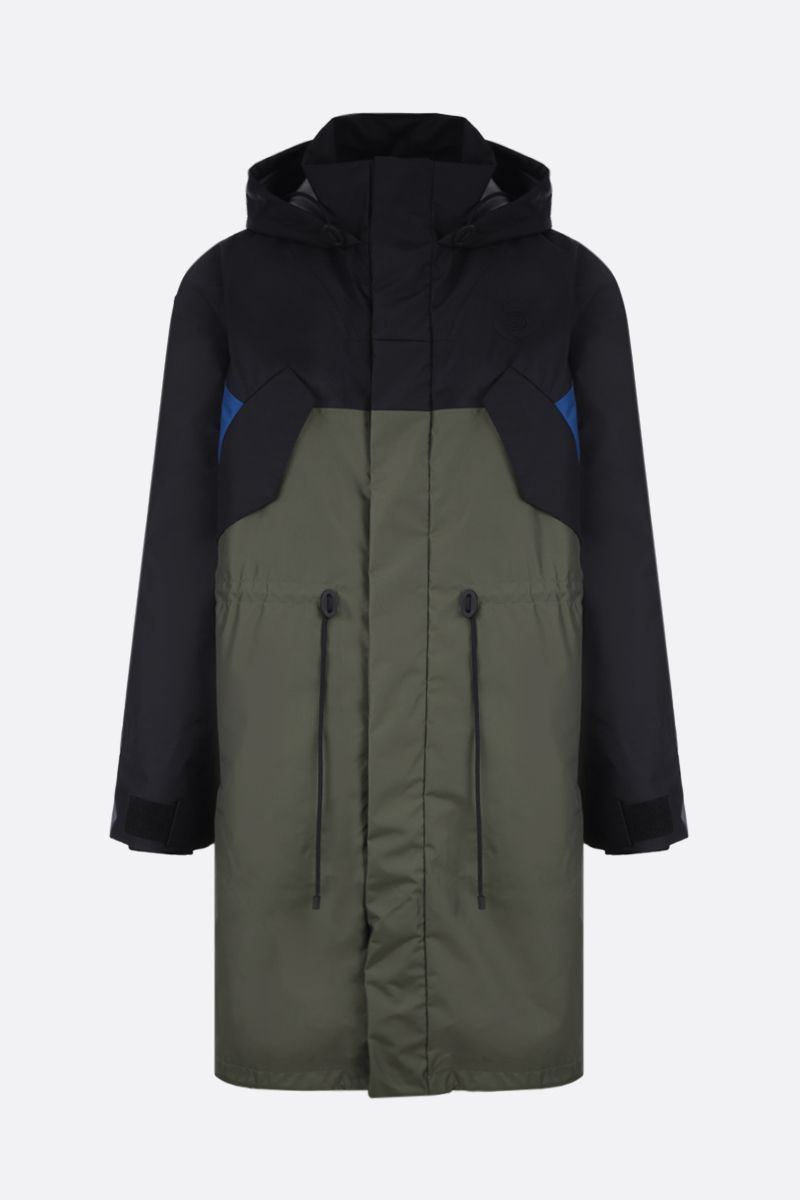 Eye/LOEWE/Nature: Eye/Loewe/Nature technical fabric parka Color Multicolor_1