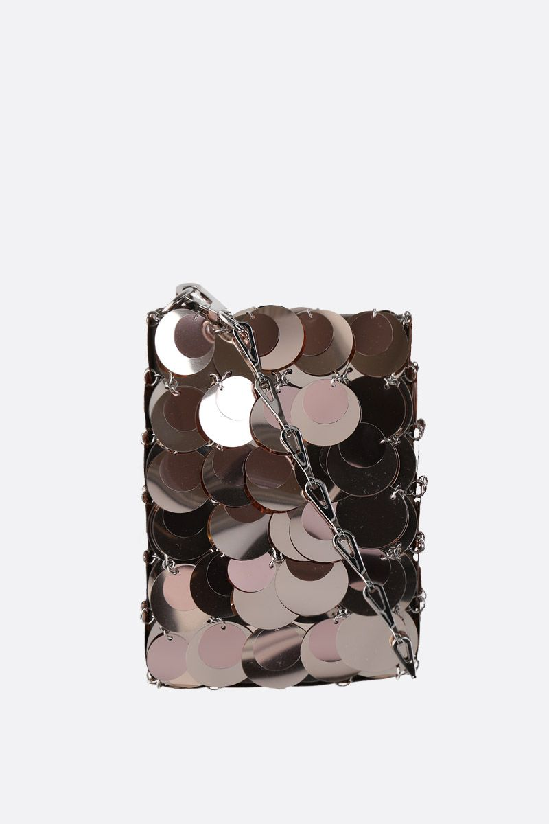 PACO RABANNE: 1969 mini sequinned shoulder bag_2