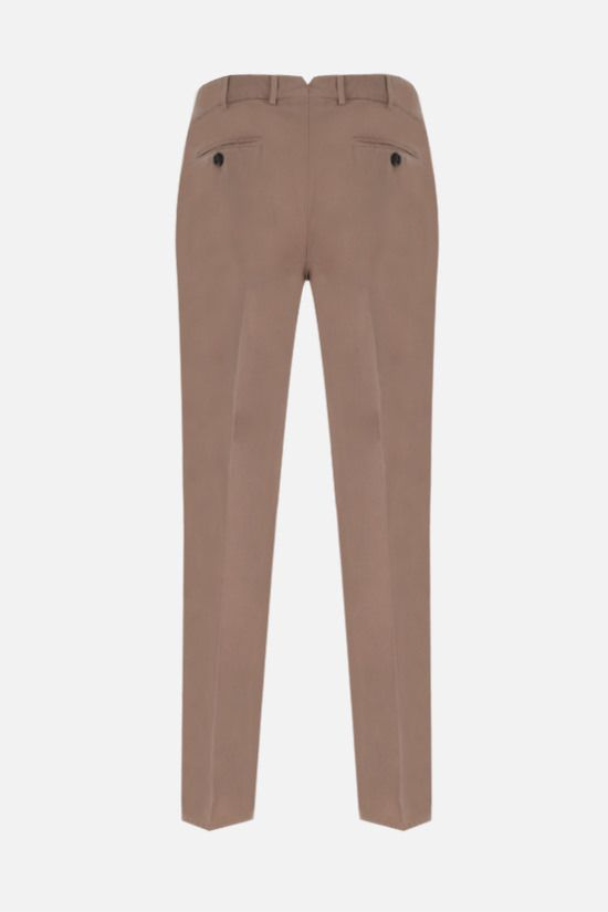BRUNELLO CUCINELLI: cotton chino pants Color Neutral_2