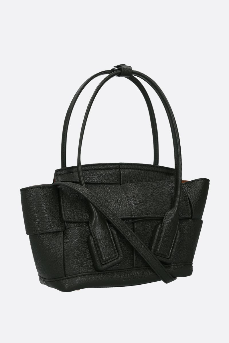 BOTTEGA VENETA: Arco 29 shoulder bag in Maxi Intrecciato_2