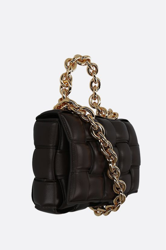 BOTTEGA VENETA: Cassette shoulder bag in padded Intrecciato nappa Color Multicolor_2