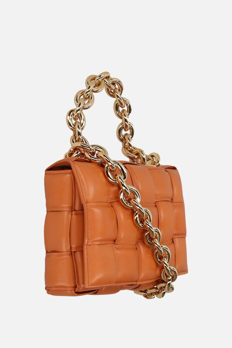 BOTTEGA VENETA: Cassette shoulder bag in padded Intrecciato nappa_2