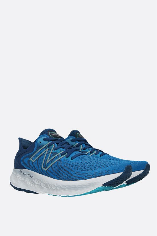NEW BALANCE: Fresh Foam 1080v11 stretch knit sneakers Color Blue_2
