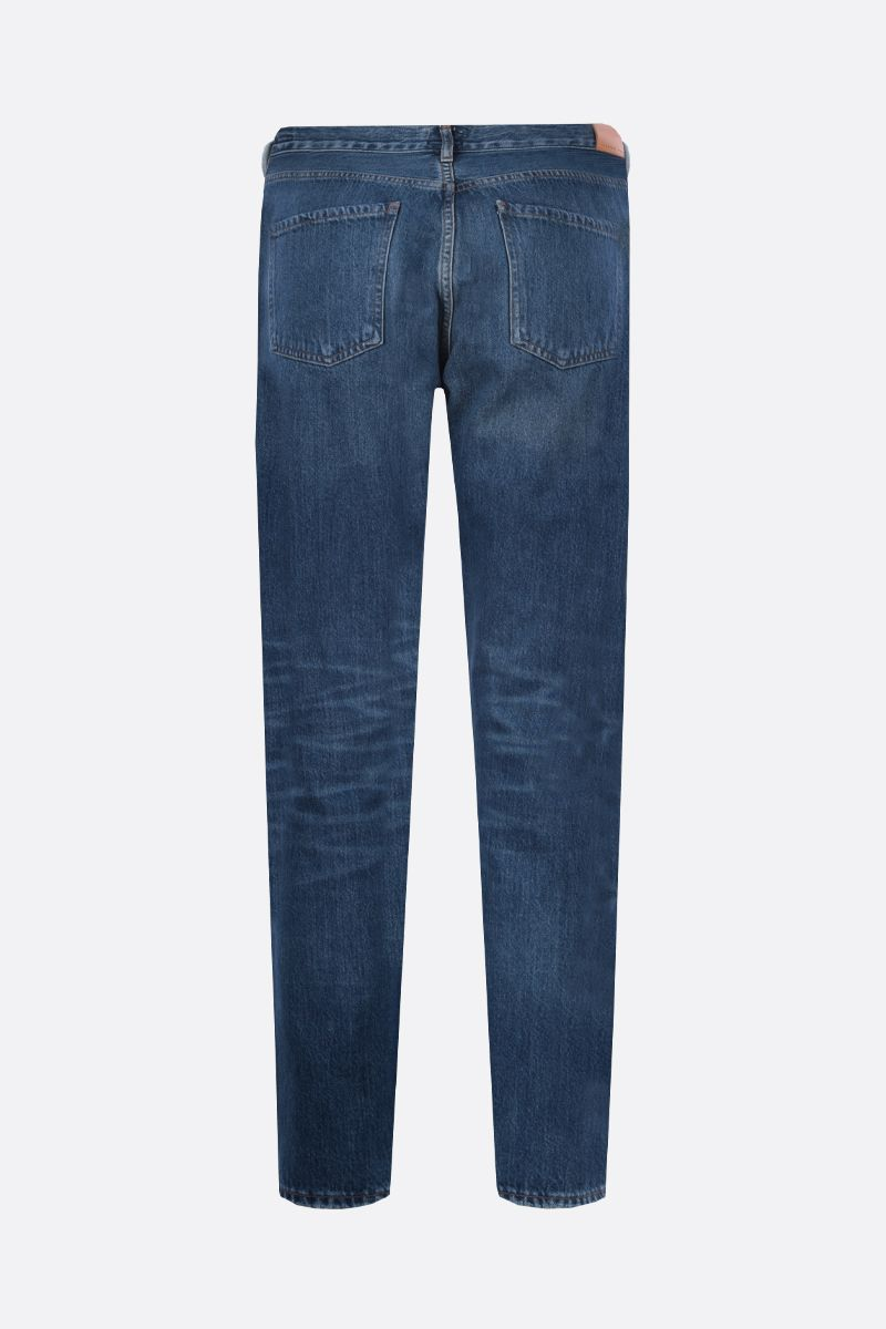 CITIZENS OF HUMANITY: Charlotte straight-fit jeans Color Blue_2