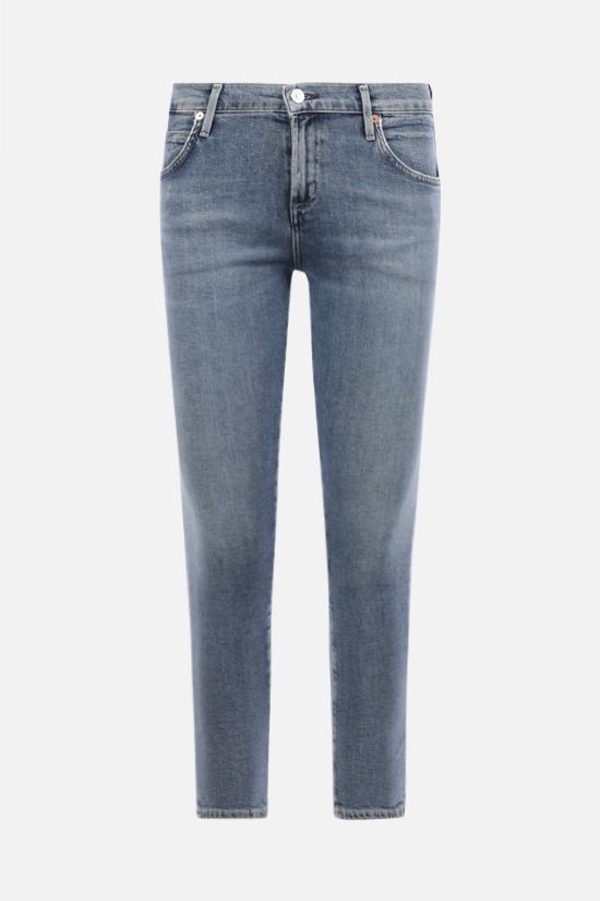 CITIZENS OF HUMANITY: Elsa slim-fit jeans Color Blue_1
