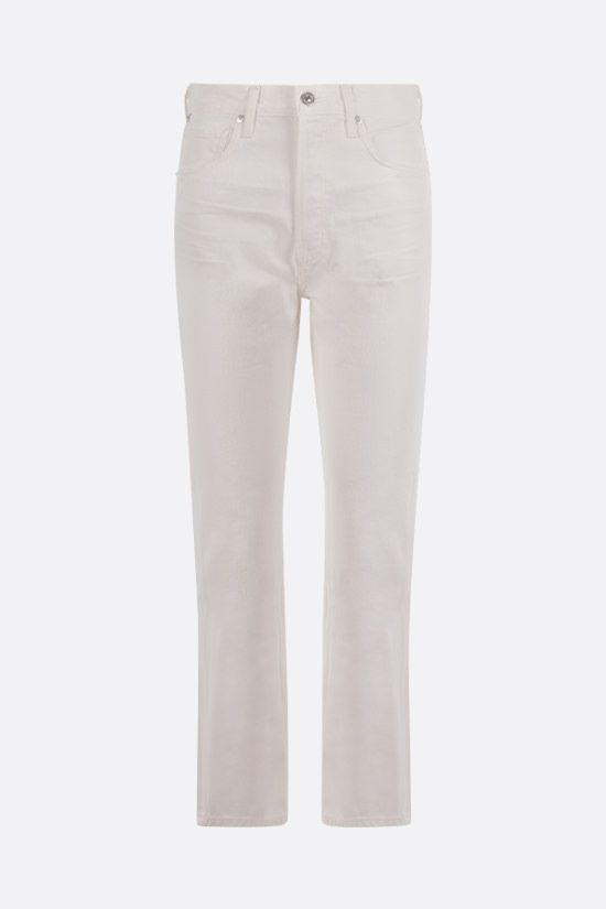 CITIZENS OF HUMANITY: Charlotte straight-fit jeans Color White_1