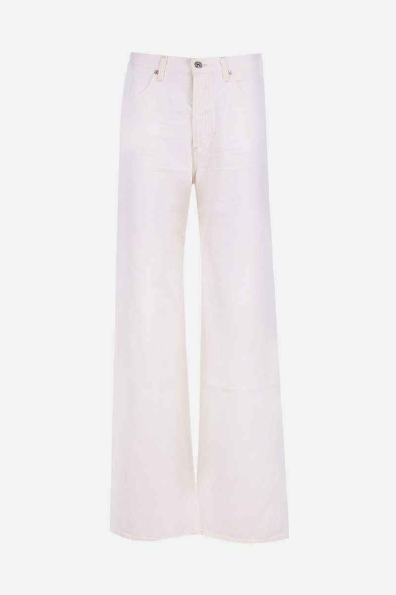 CITIZENS OF HUMANITY: Annina straight-leg jeans Color White_1