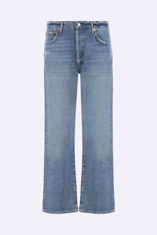 CITIZENS OF HUMANITY: Emery cropped jeans Color Blue_1