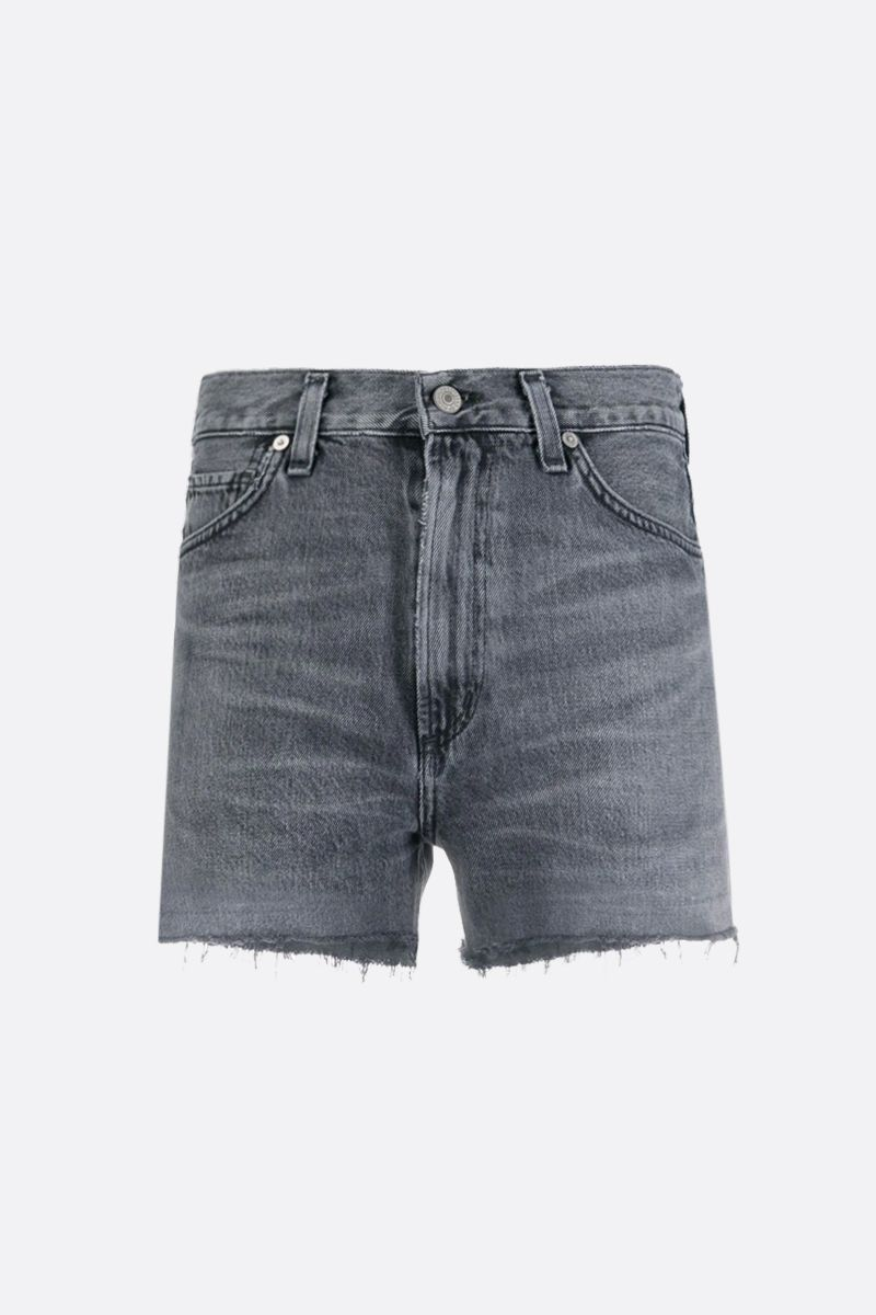 CITIZENS OF HUMANITY: Kristen denim shorts_1