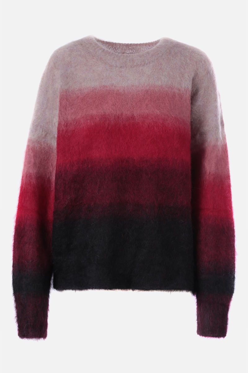 ISABEL MARANT ETOILE: Drussel mohair blend pullover Color Red_1