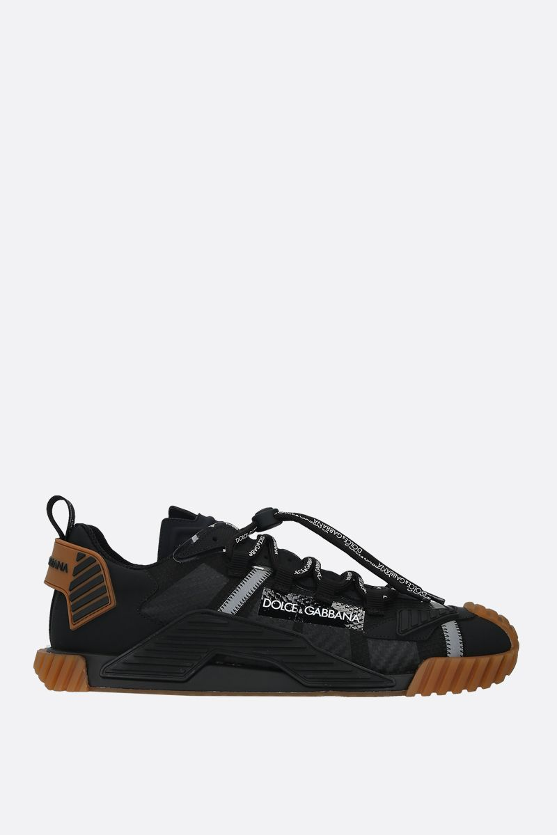 DOLCE & GABBANA: NS1 sneakers in a mix of materials Color Multicolor_1