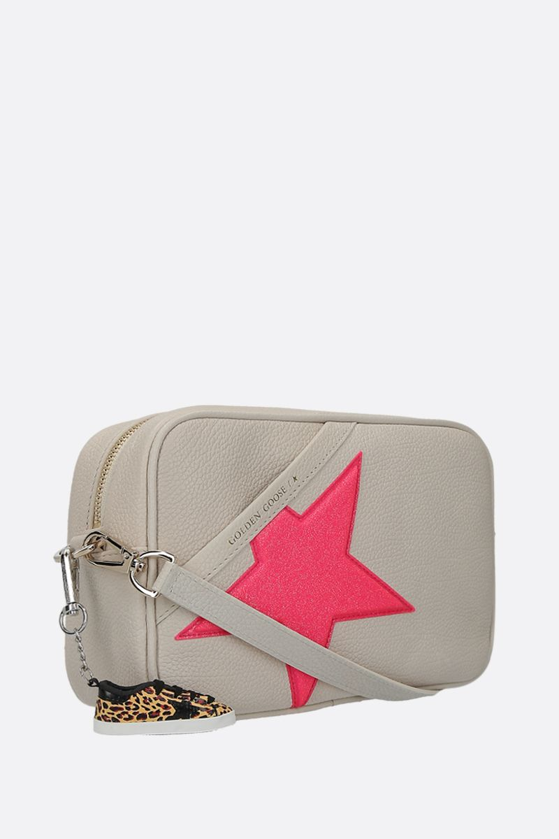 GOLDEN GOOSE DELUXE BRAND: Star crossbody bag in grainy leather_2