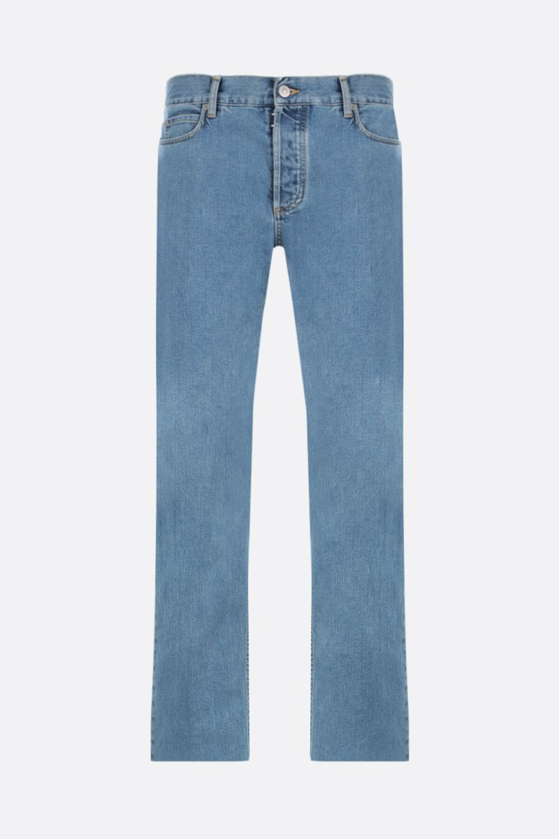 MAISON MARGIELA: regular-fit jeans_1