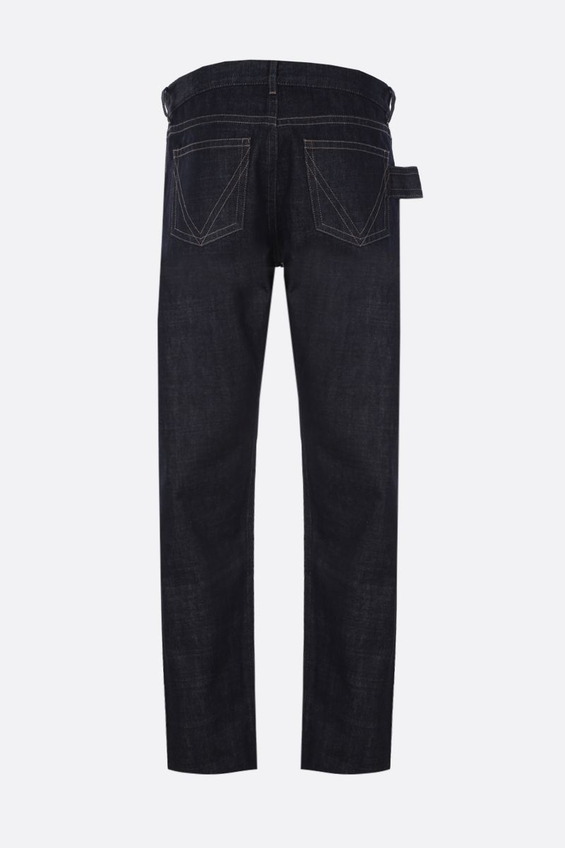 BOTTEGA VENETA: jeans regular-fit Colore Blu_2