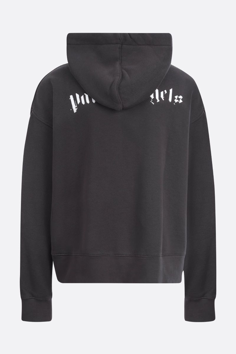 PALM ANGELS: Cactus cotton oversize hoodie_2